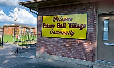Prince Hall Village Apartments, 1