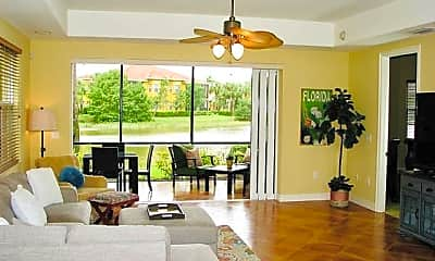 Living Room, 19630 Marino Lake Cir 2701, 1