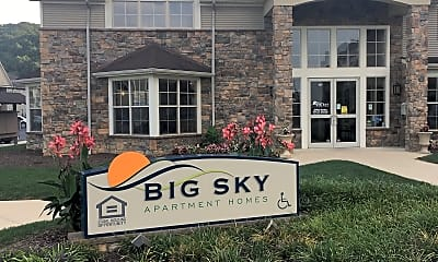Big Sky Apartments, 1