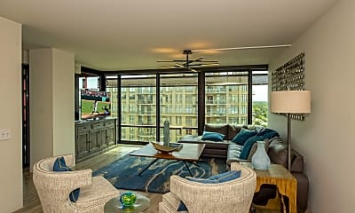 Living Room, 4808 N 24th St 1303, 0