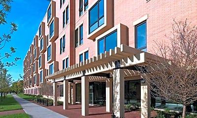 Building, Park Boulevard Apartments, 0