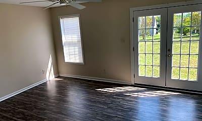 Living Room, 4601 Primrose Place, 2