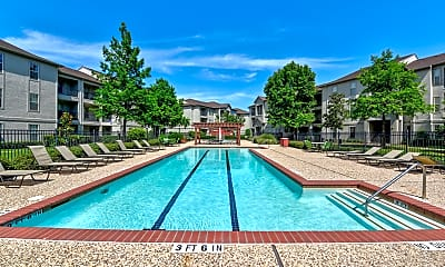 Pool, The Taylor at Copperfield, 2