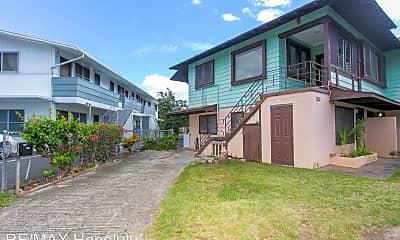 Building, 831 Kuikahi St, 1