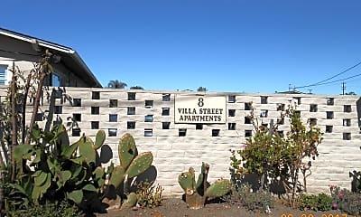 Building, 8 Villa St, 0