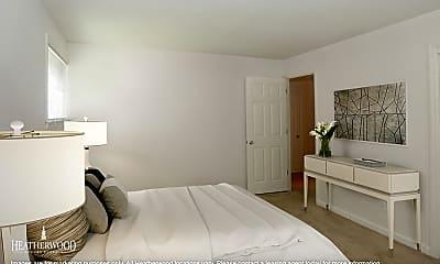 Bedroom, Colony Park Apartments, 2