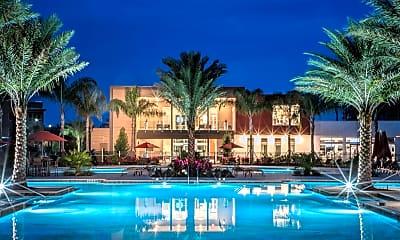 Pool, Luxor Club, 0