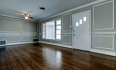Living Room, 2714 Oates Dr, 1