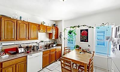Kitchen, 42 Brainerd Road, Unit 2, 2