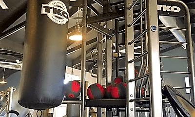 Fitness Weight Room, Ashford Meridian Hills, 2