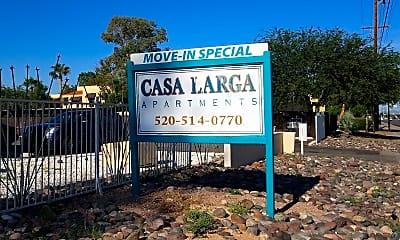 Casa Larga, 1