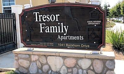 Tresor Family Apartments, 1