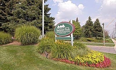 Community Signage, Northview Park, 2