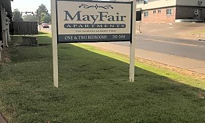Mayfair Apartments, 1