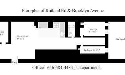 Building, 500 Rutland Rd, 2