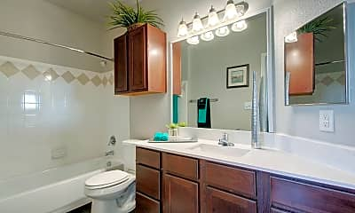 Bathroom, 12800 Turtle Rock Rd, 2
