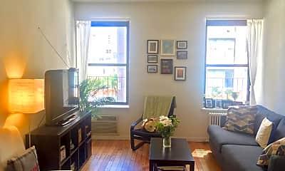 Living Room, 400 W 25th St, 1