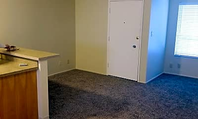 Living Room, 2431-33 & 2435 Grant St., 1