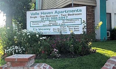 Valle Haven Apartments, 1
