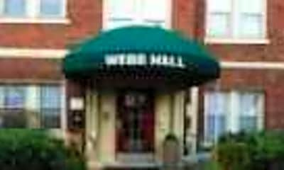 Webb Hall Apartments, 1