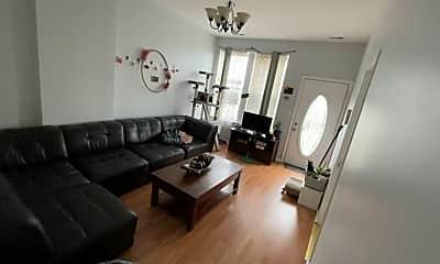 Living Room, 4147 S Kedzie Ave, 1