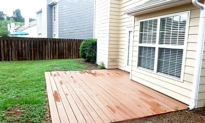 Patio / Deck, 7911 Leisure Lane, 2