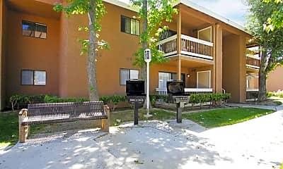Building, Montecito Apartments, 0