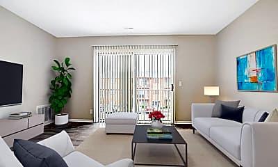 Living Room, 1091 Pennington, 1