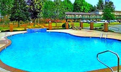 Pool, Arbor Park Apartments, 0
