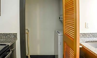 Storage Room, Atrium on Broad, 2