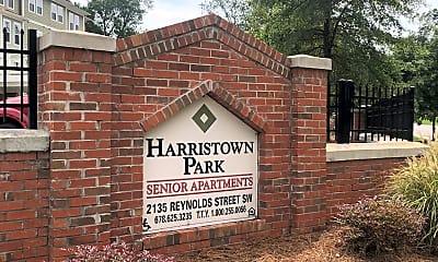 Harristown Park Senior Community, 1