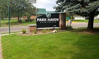 Park Haven Apartments, 1
