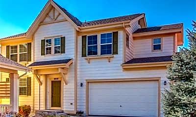 Building, 3848 Red Deer Trail, 0