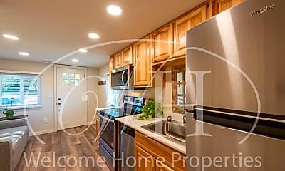 Kitchen, 205 Woodland Ave, Unit #6,, 0