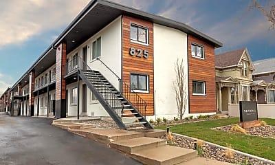 Building, 825-827 E 600 S, 0