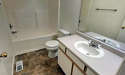 Bathroom, 424 Valley Cir, 2