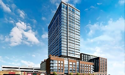 Building, 2001 West End Ave, 1
