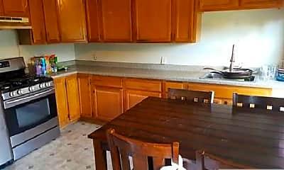 Kitchen, 128 High St, 1