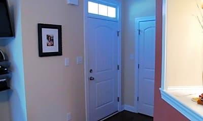 Bedroom, 116 Thompson St, 1