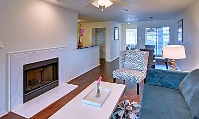 Living Room, The Trellis At Lake Highlands, 0