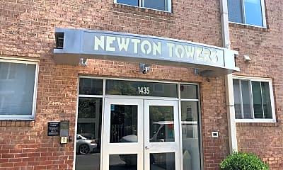 Newton Towers, 1