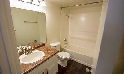 Bathroom, Harvard Square/Princeton Court, 2
