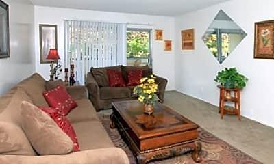 Living Room, Nimitz Pointe, 1