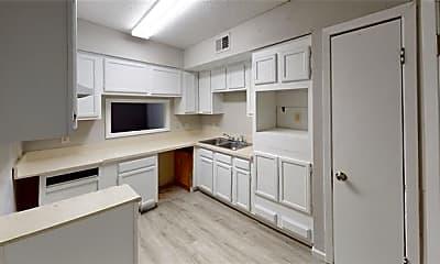 Kitchen, 9696 Walnut St 1105, 2