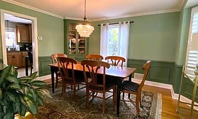 Dining Room, 323 Graydon Terrace, 1