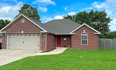 Building, 1119 River Oak, 0