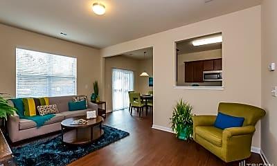 Living Room, 2042 Aragon Lane, 1