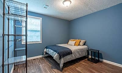 Bedroom, Room for Rent -  a 6 minute walk from bus 178, 2