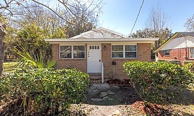 Building, 1438 W 21st St, 1