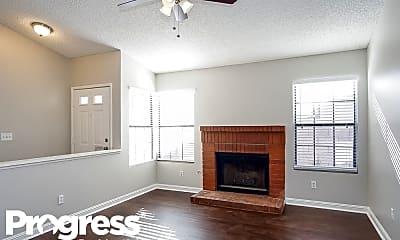Living Room, 624 Whispering Palms Drive, 1